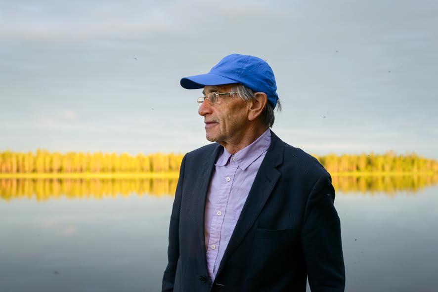 Bill Forsyth (Photo: Santeri Happonen).
